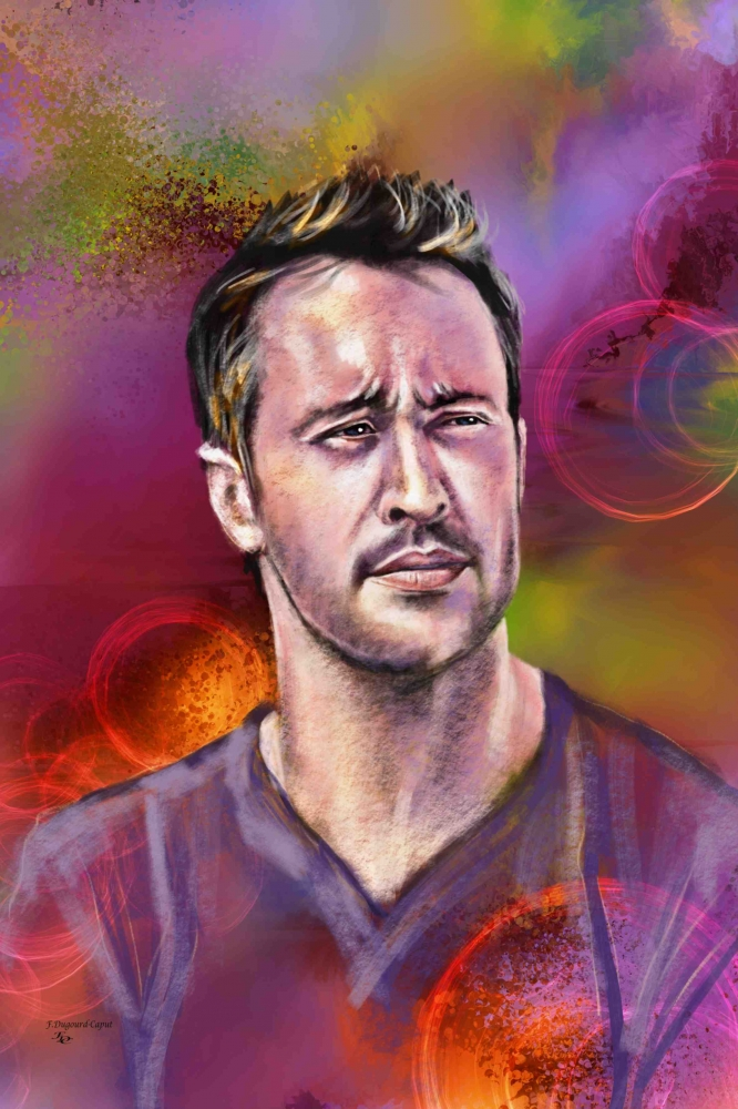 Alex O'Loughlin by franca64120